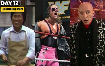 Day #12 Of Lockdown: Bret 'Hitman' Hart, The Title Song Of DD's 'Surabhi' And That Nostalgia Trap