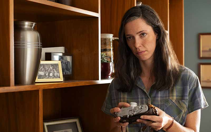 Rebecca Hall Interview Tales From The Loop Amazon Prime Video
