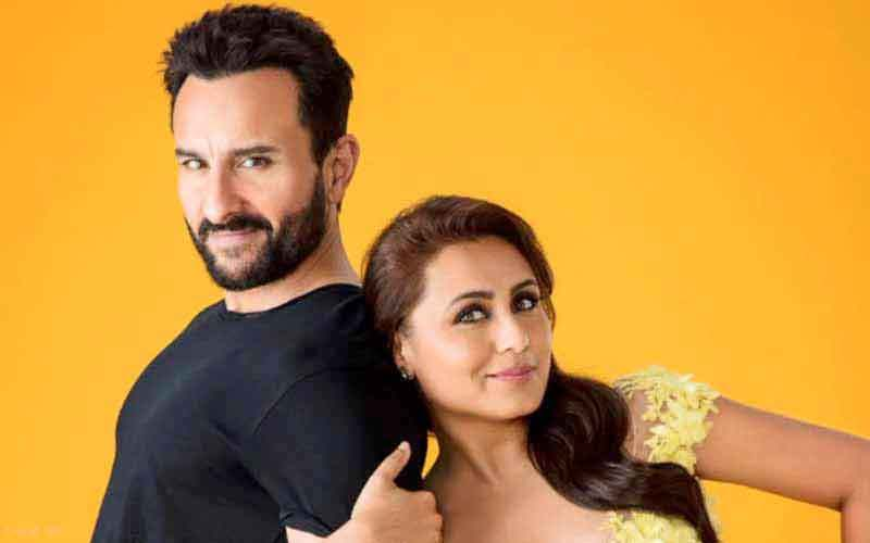She Finds Me Less Annoying Now: Saif on Working With Rani In Bunty Aur Babli 2 And His Return To YRF, Film Companion