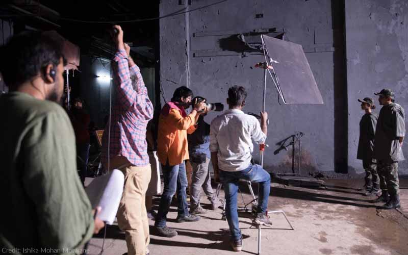 Bollywood Behind The Scenes: Still Photographers And Stories From The Sets, Film Companion