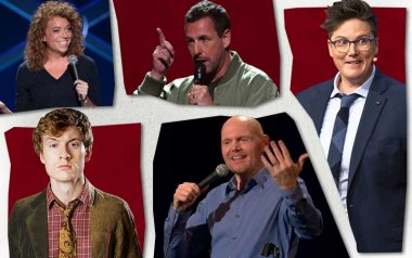 Comedians Recommend Their Favourite Stand Up Comedy Specials Netflix Amazon Prime Video