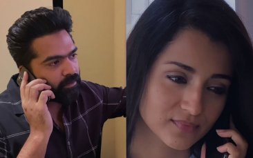 Karthik Dial Seytha Yenn is Kartik and Jessie's Story And Should Be Seen Like That: Gautham Vasudev Menon