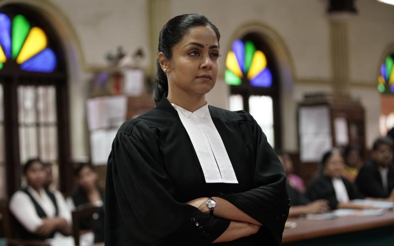 "Ponmagal Vandhal On Amazon Prime Review: This Courtroom Drama, Starring Jyotika, Needed To Be Much Darker, But It's Content To Remain ""Family-Friendly"""