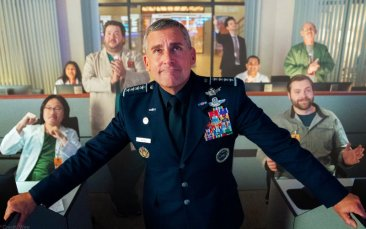 Netflix's Space Force Is Stuck Between The Space Of The Office And The Force Of Veep, Film Companion