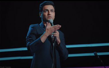 kenny sebastian netflix special film companion review