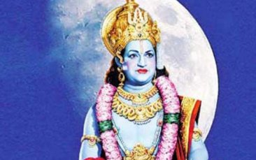 NTR: The Star Who Became A God