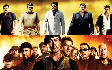 Joachim Phoenix As Sathyanathan, George Clooney As Sethuram Iyer, Or The Hollywood-To-Malayalam Exchange Programme No One Asked For