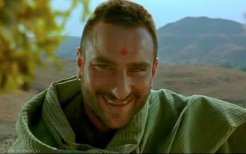 Saif ali khan on omkara