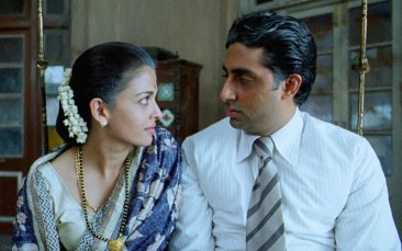 Abhishek and Aishwarya in Guru