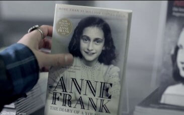 #AnneFrank - Parallel Stories