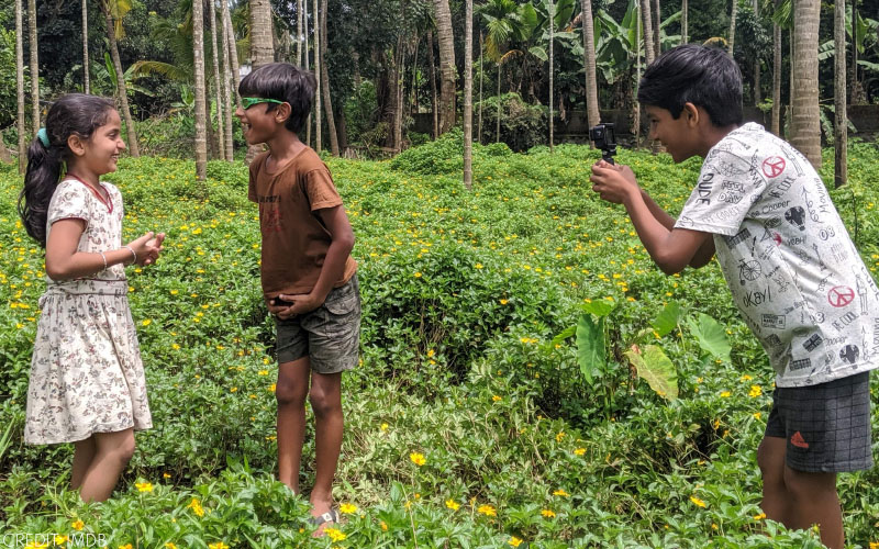 Kalla Nottam At New York Indian Film Festival (NYIFF): Rahul Riji Nair's Interesting, Immersive Drama Sees Only What A GoPro Camera Sees