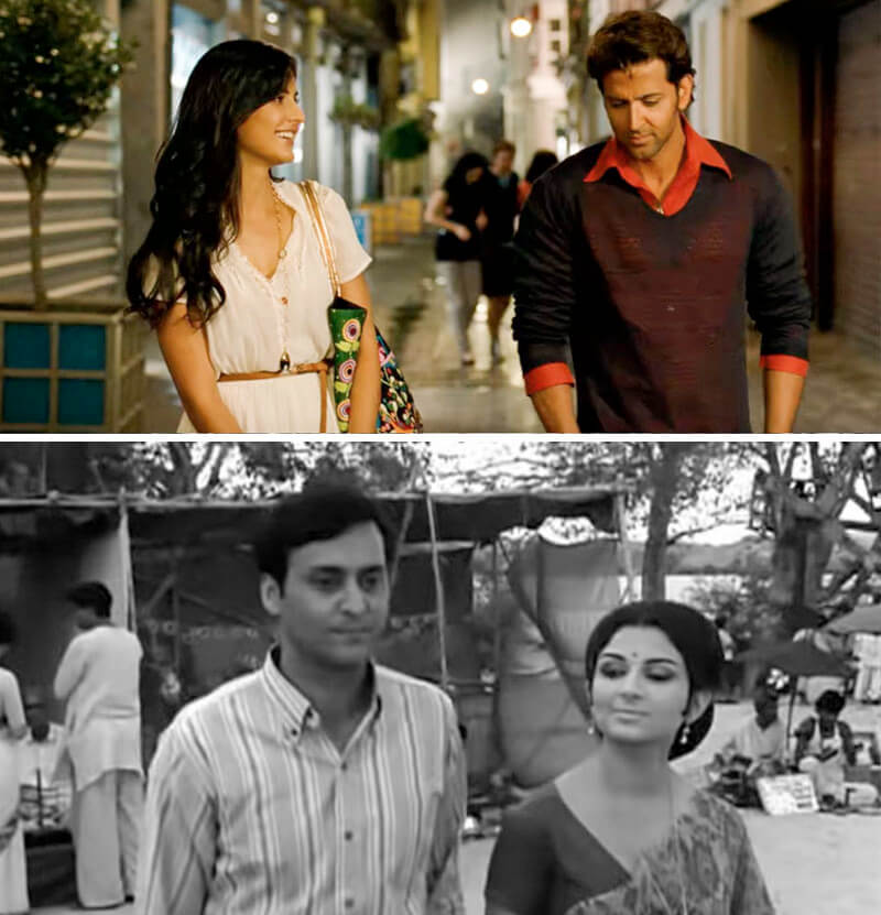 Twin Films: The Startling Similarities between Zindagi Na Milegi Dobara and Aranyer Din Ratri, Film Companion