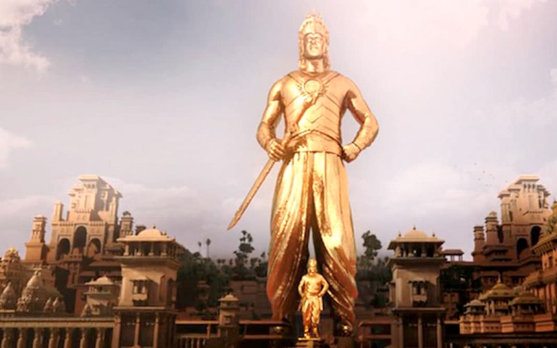 Five Images From Baahubali: The Beginning That Are Too Powerful To Be Forgotten