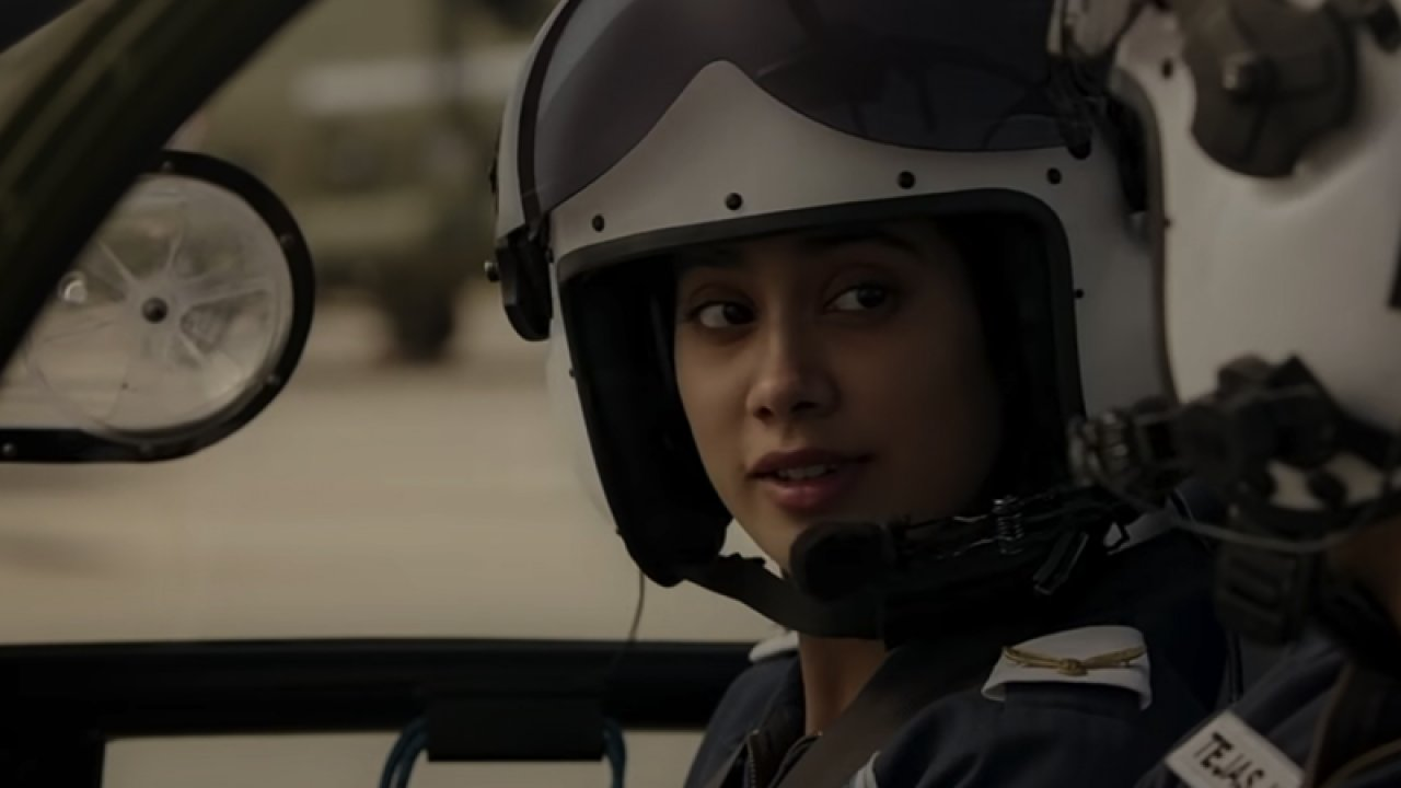 Gunjan Saxena The Kargil Girl On Netflix Isn T Startlingly Innovative But Is High On Impact