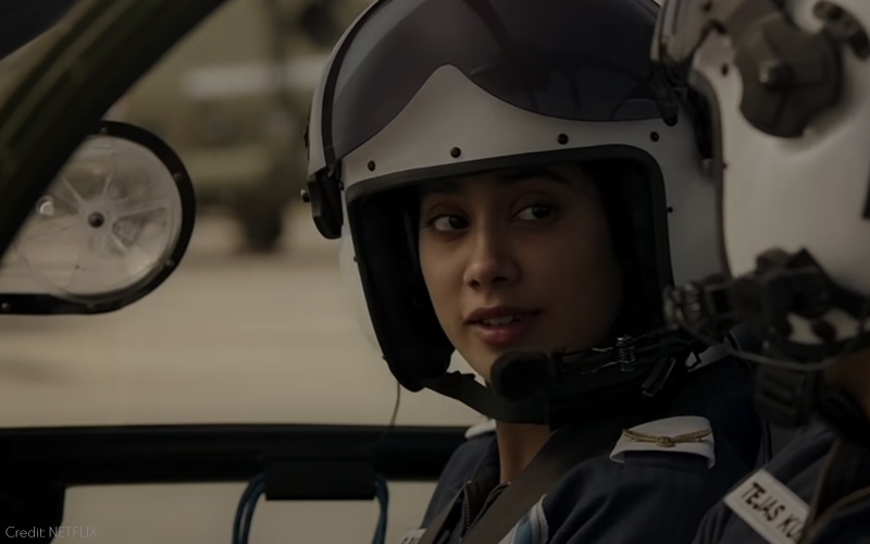 Gunjan Saxena: The Kargil Girl On Netflix Isn't Startlingly Innovative But Is High On Impact