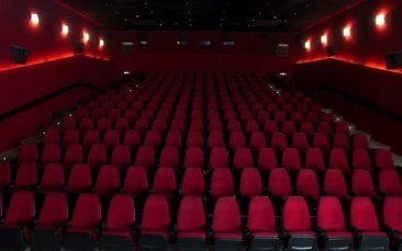 Film companion empty theatre l