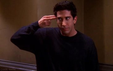 ross geller quiz