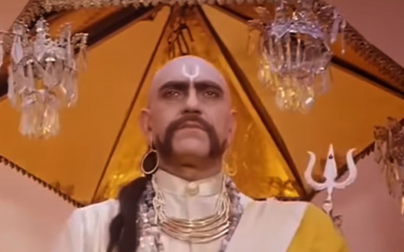 Why Is The Bollywood Godman Always The Villain?