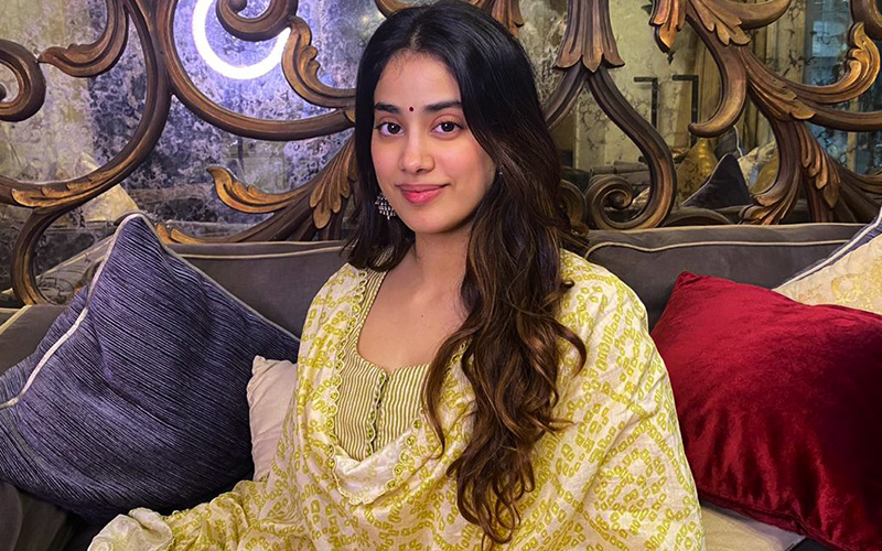 Privilege Has Been A Baggage That I Ve Carried My Whole Life Janhvi Kapoor On Her Work Ethic