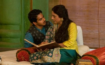 A Suitable Boy Ishaan Khatter and Tabu