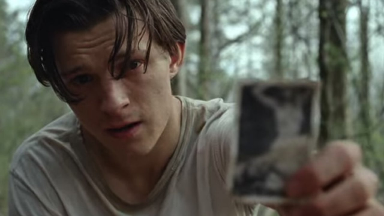 The Devil All The Time On Netflix Review: An Upright And Bloody Tom Holland In A Patient Tale Of Post World War 2 Gun-Country