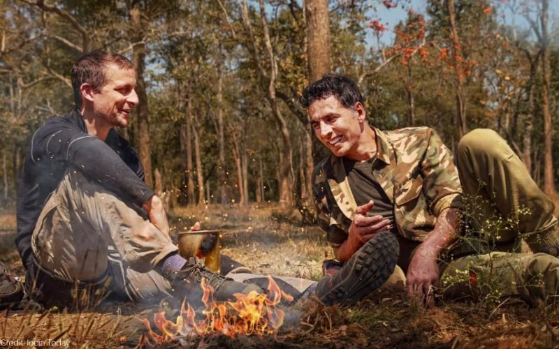 Into The Wild With Bear Grylls And Akshay Kumar: What We Learnt About The Superstar, Film Companion