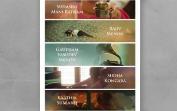 A New Era? Gautham Vasudev Menon, Sudha Kongara, Rajiv Menon, Suhasini Mani Ratnam And Karthik Subbaraj To Direct Amazon Prime Video's Anthology Putham Pudhu Kaalai