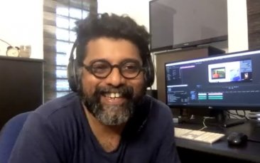 Why Was Background Music Used In A Film Like CU Soon? Mahesh Narayanan Explains