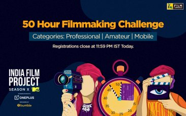 Filmamking challenge India Film Project