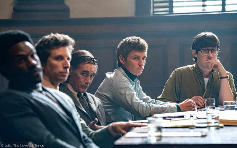The Trial Of The Chicago 7, On Netflix: An Elaborate And Able Endorsement Of Democracy, Film Companion