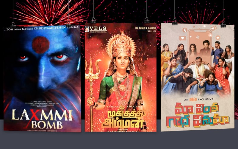 Every Diwali Release This Year At Your (Home) Theater, Film Companion