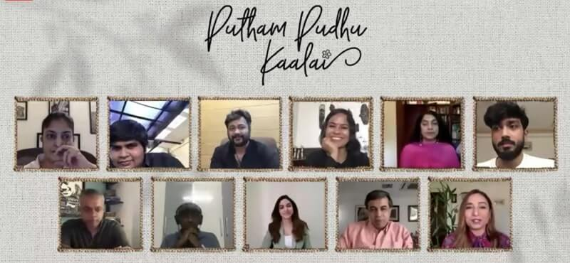 It's Like 5 Melodies Coming Together: Rajiv Menon During Trailer E-Launch Of Amazon Prime Video's Puthum Pudhu Kaalai