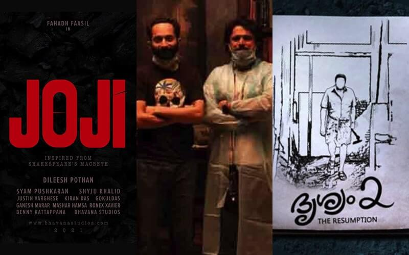 Back In Business: Ten Exciting Malayalam Films Lined Up For Production Post The Covid-19 Lockdown