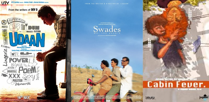 Swades Udaan Cabin Fever Uncertainty Movies Recommendations