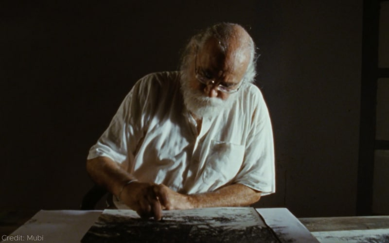 Amit Dutta's The Seventh Walk, On MUBI: A Confluence Of Art With Nature's Canvas, Film Companion