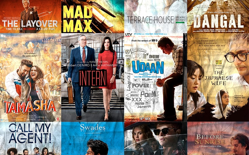 Movie Recommendations Pandemic Feelings Uncertain Unmotivated