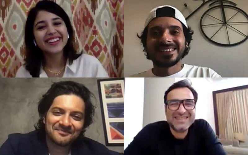 interview with the cast of mirzapur