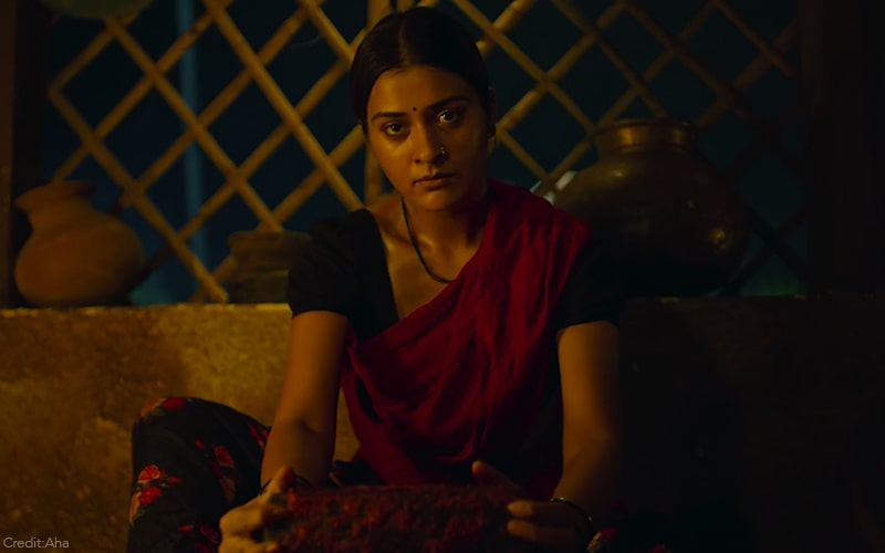 Review Of Anaganaga O Athidhi On Aha: There's No Fire In This Remake Of Kannada Thriller Aa Karaala Ratri