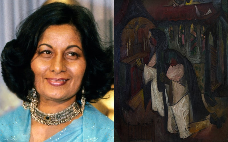 Before Costume Designing Bhanu Athaiya Was A Painter: Cinema's Gain Was Painting's Loss, Film Companion