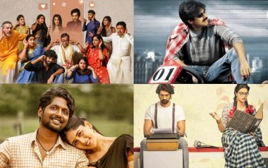 From Colour Photo To Bhanumathi & Ramakrishna: Forty Films In Telugu You Can Watch On Aha