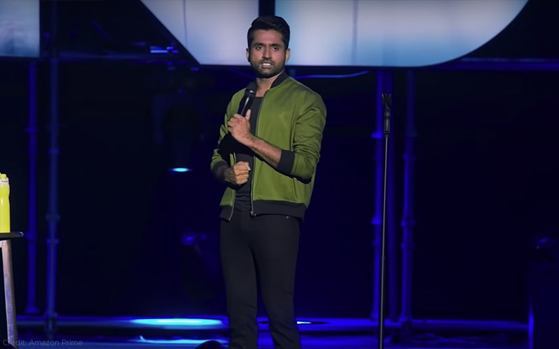 Aravind Sa's New Amazon Prime Comedy Special 'I Was Not Ready Da' Puts Style Over Substance, Film Companion