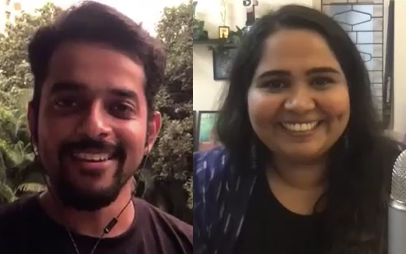 Sumukhi Suresh And Naveen Richard On Their Favourite TV Shows, Film Companion