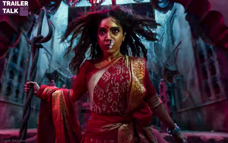 Durgamati The Myth On Amazon Prime Trailer Talk: A Possessed Bhumi Pednekar Nails Her Hand To The Wall In This Telugu Horror Film Remake, Film Companion