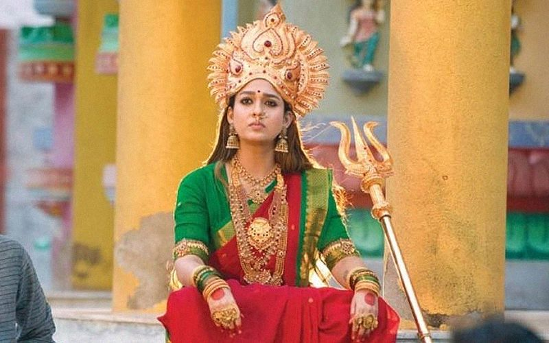 Mookuthi Amman on Disney+ Hotstar: Nayanthara and RJ Balaji Star In A Misfire About Our Relationship with Religion, Film Companion