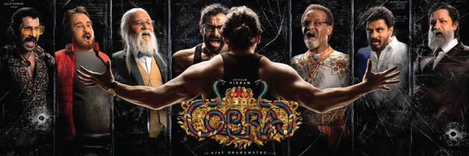 Cobra Second Look: Vikram Might Just Have A 'Beautiful Mind' In Ajay Gnanamuthu's Cobra, Film Companion