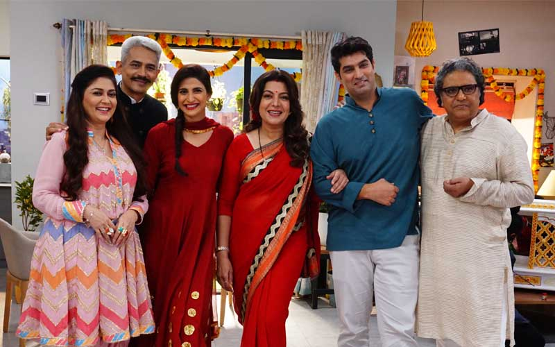 Sandwiched Forever On SonyLIV Is An Endearing Sketch Comedy, Well Deserving Of Its Laughter Track, Film Companion