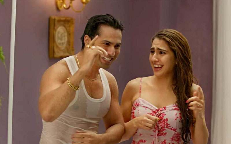 Coolie No 1 Starring Varun Dhawan And Sara Ali Khan Is Offensive And Unfunny, Film Companion