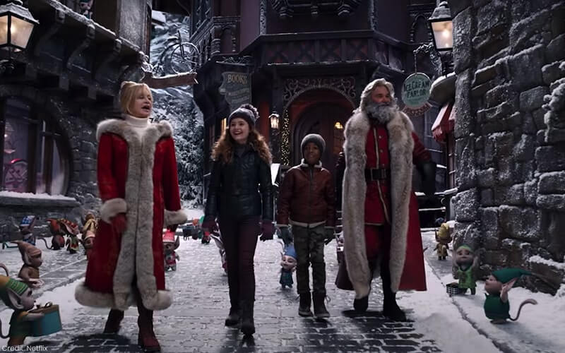 The Christmas Chronicles: Part 2 On Netflix Starring Kurt Russell Is A Sweet Balance Between The Traditional And The Modern, Film Companion