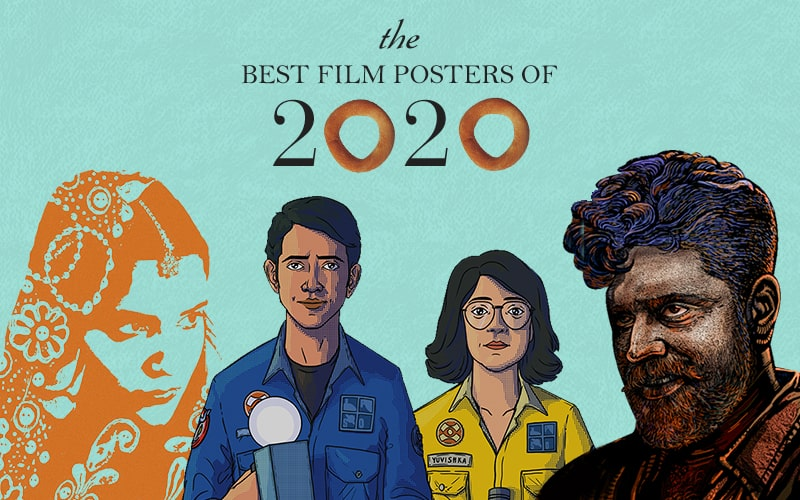 Posterphilia: The Best Indian Film Posters Of 2020