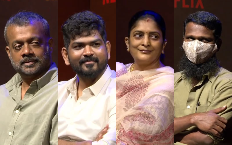 Stories Of Love, Longing, Hope And Sin: The Directors Of Netflix's Paava Kadhaigal On Their Anthology